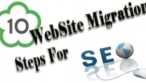 Website migration steps for SEO
