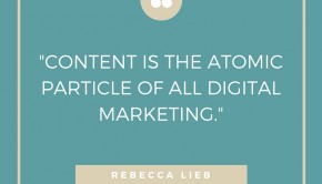 18 Quotes to inspire your content marketing strategy
